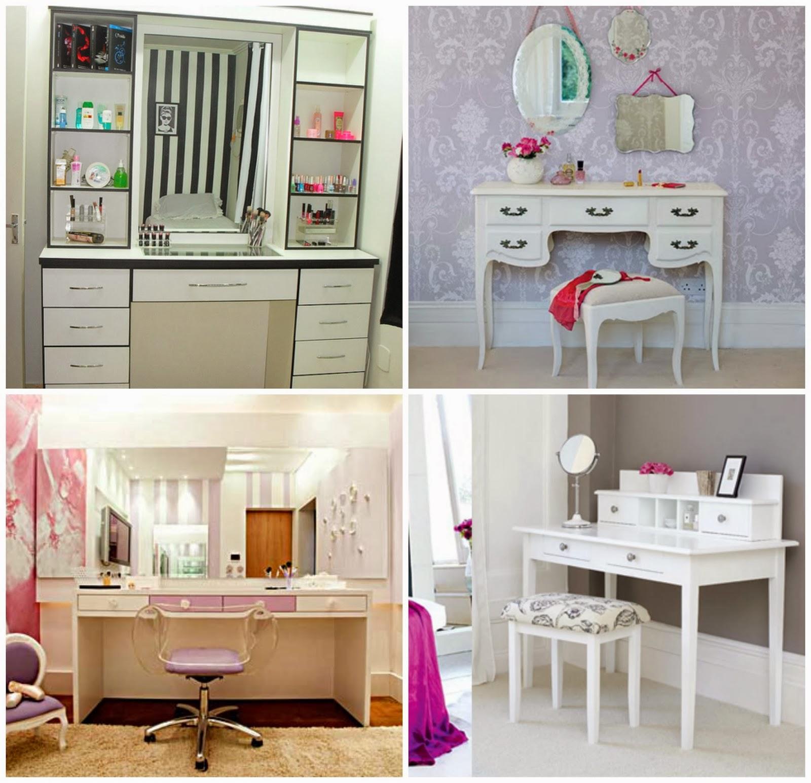 Blog Pam Lepletier: Inspiração: Penteadeiras #956736 1600x1545