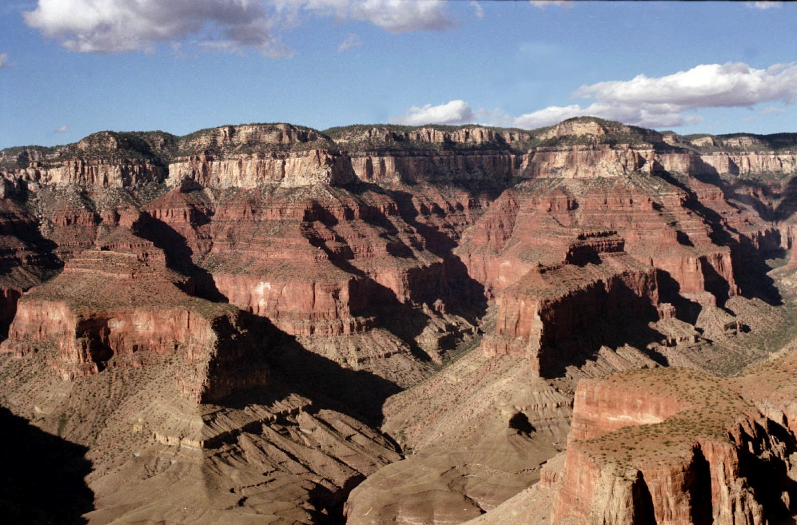 how is the grand canyon