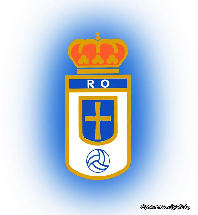 Escudo Real Oviedo © Marea Azul