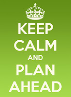 keep calm and plan ahead, plan ahead, christmas planning, planning for christmas, preparing for christmas