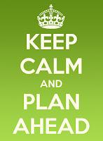 keep calm and plan ahead, plan ahead, christmas planning, planning for christmas, preparing for christmas