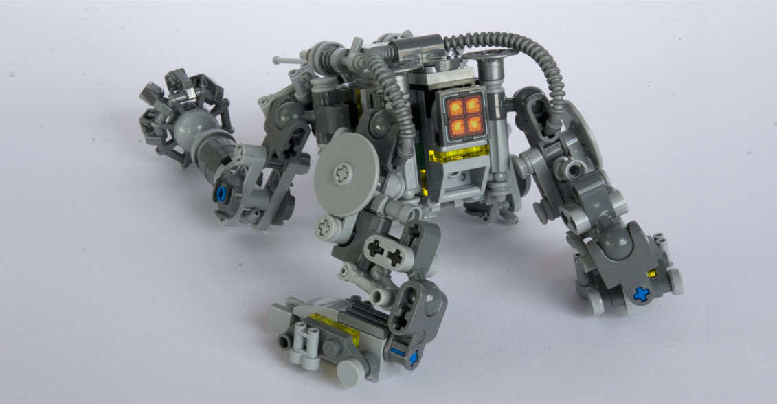 Exo Suit Tease And Reveal New Elementary A Lego Blog Of Parts