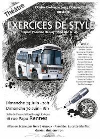 . Exercices de Style