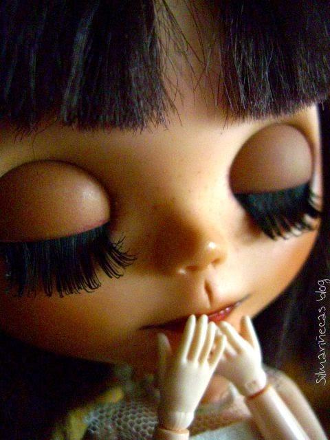 Cómo quitar manchas a una muñeca