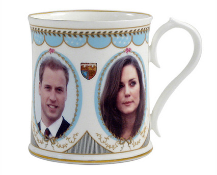 royal wedding souvenirs. to the Royal Wedding.