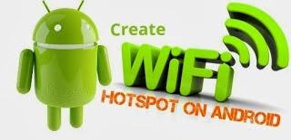 Cara Membuat Hotspot Sendiri di Android