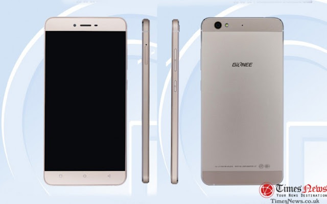 Gionee Smartphones (GN9010L and GN5001S) pass through TENAA