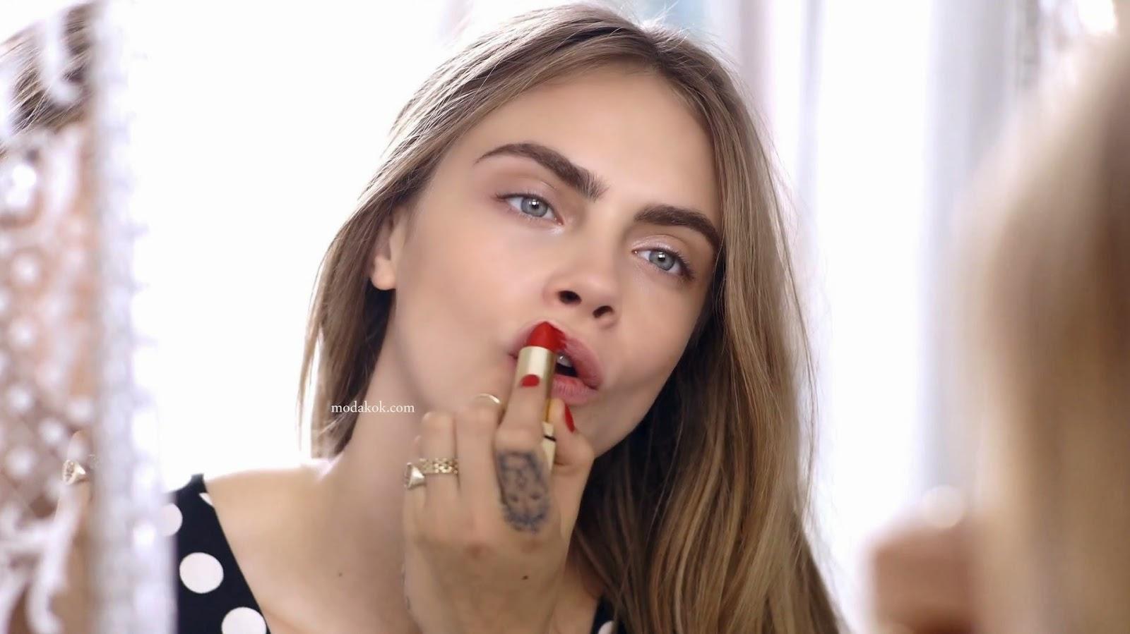 Cara Delevingne Cilt Güzelliğinin Sırrı