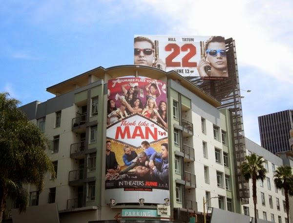 Think Like a Man Too billboard