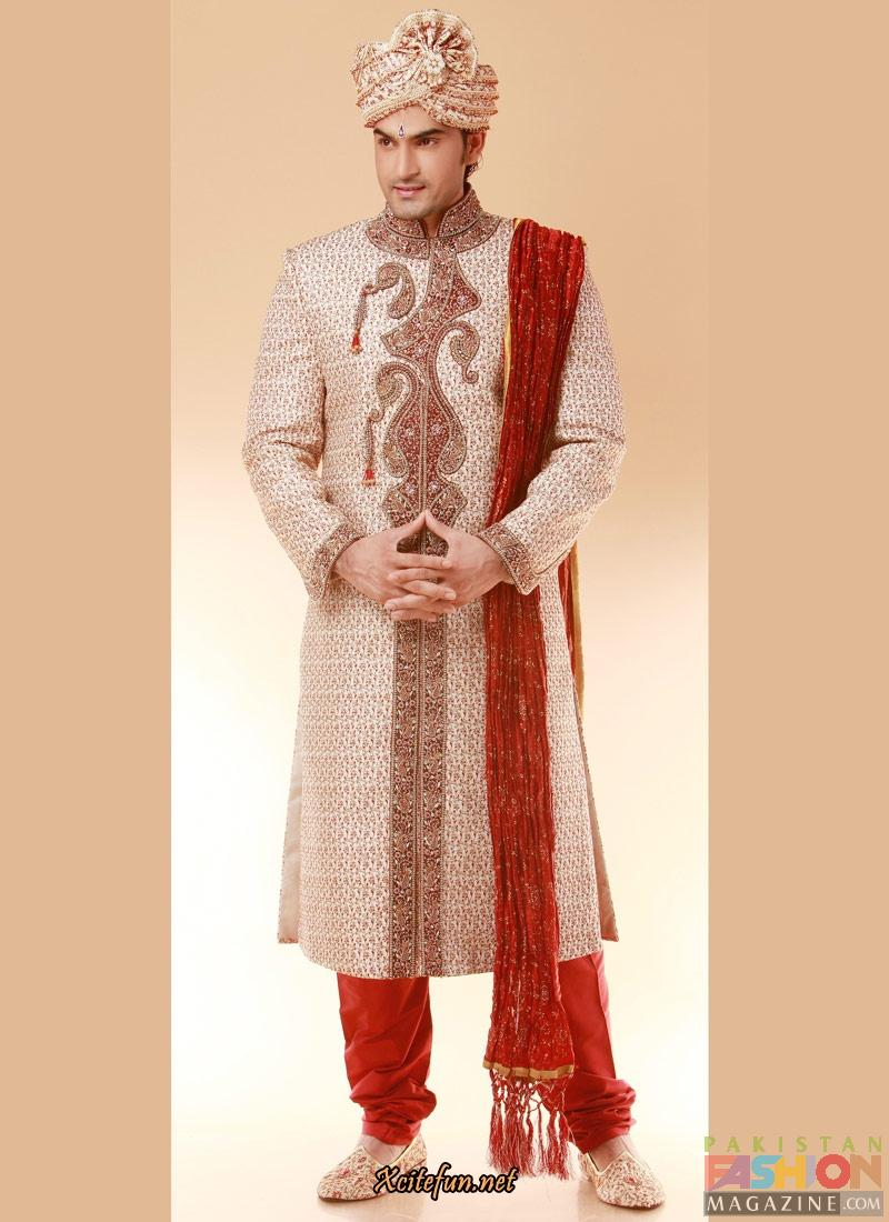 mix fashion new collection groom dulha sherwani and dulha