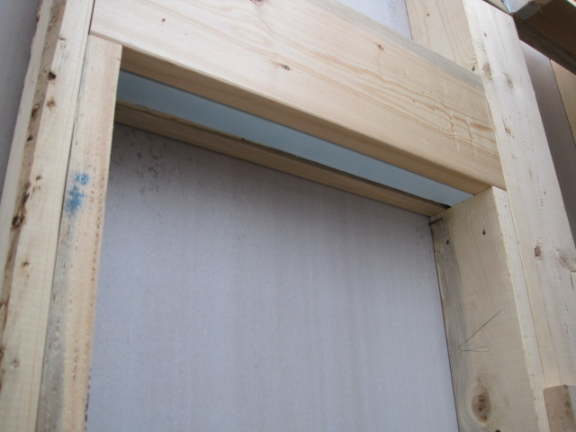 Green home thoughts energy efficient construction for What insulation to use in 2x6 walls