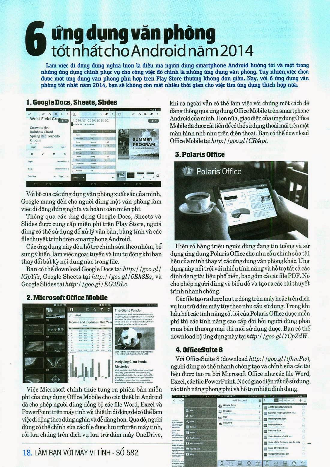 Làm Bạn Với Máy Vi Tính 582 tapchicntt.com