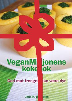 Veganmisjonens Kokebok Julegavetips Julegave