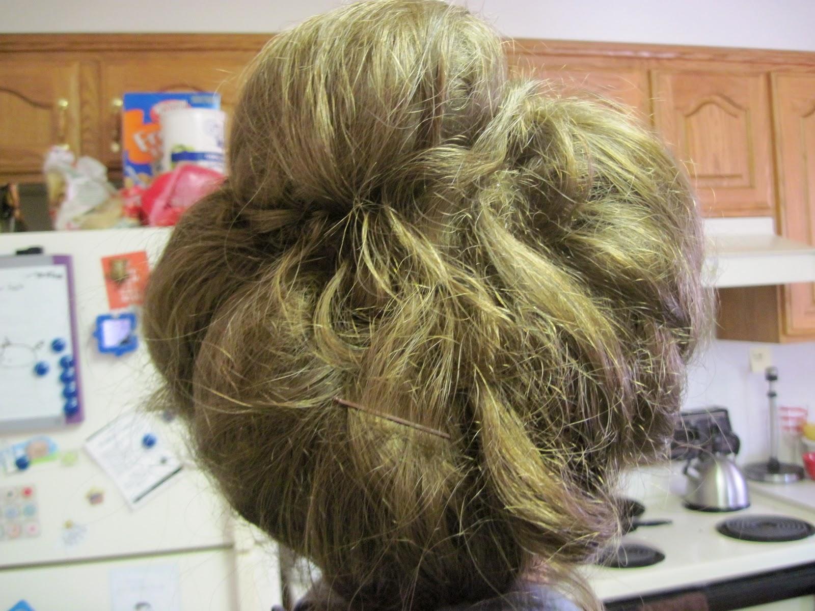 Hello dolly gibson girl hair halloween for breakfast gibson girl hair 1890s baditri Gallery