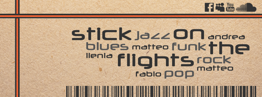 Stick on the flights Band