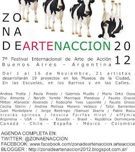 Zonadeartenacción 2012