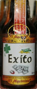 ACEITE RITUAL ÉXITO