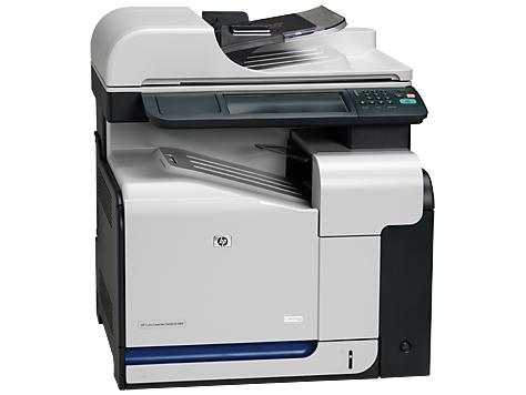 HP Color LaserJet CM3530 Multifunction Printer (CC519A)