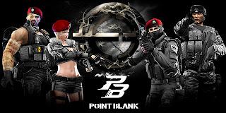 Cheat PB Point Blank 1 2 3 4 5 6 7 September 2012 Terbaru
