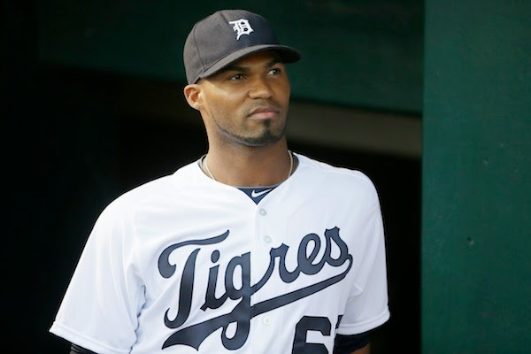 REPORT: Tigers come to terms with Alburquerque, avoiding arbitration