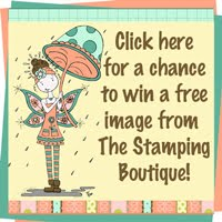 Win A Free Image From The Stamping Boutique