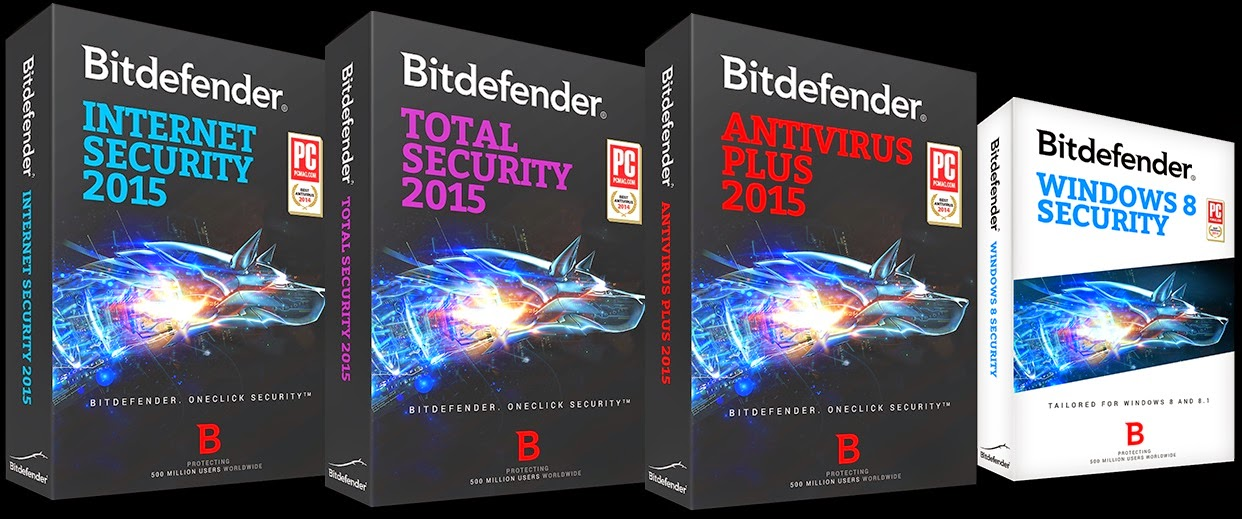 Download Bitdefender Security Suite 2015