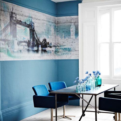 Arquitectura decoracion y mas combo de colores azul for Arquitectura y decoracion