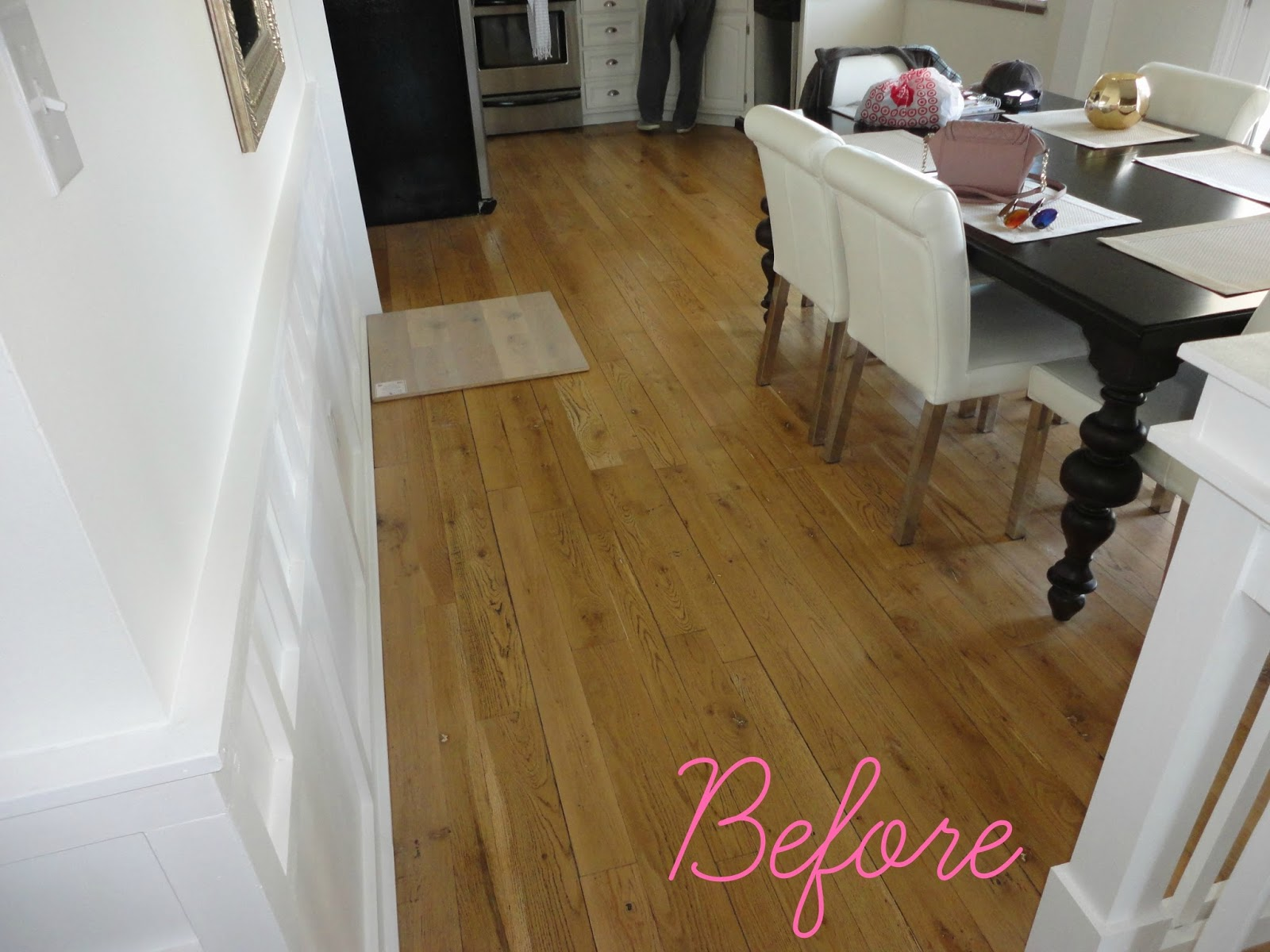 Our New White Washed Hardwood Flooring (and Why We Had To Rip Out The Old  Ones After Only A Year!)