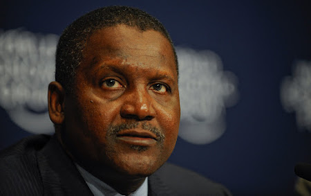 Dangote Ranked Among Top 100 Most Powerful People In The World