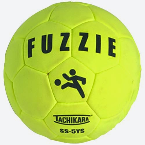 "2014 Holiday Gift Guides: Tachikara ""Fuzzie"" Indoor Soccer Ball"