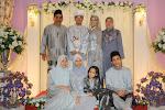 Perkahwinan Along 13/12/09