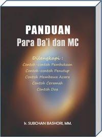 Buku Panduan Para Da'i dan MC