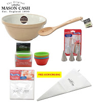 Mason Cash Cupcake Baking Set