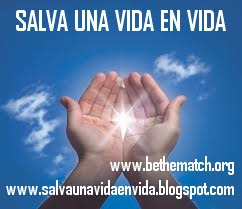 SALVA UNA VIDA EN VIDA<br>REGISTRATE!