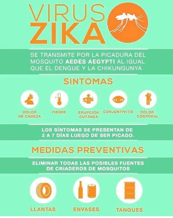 Zika Virus Dirección Provincial de Salud SPM