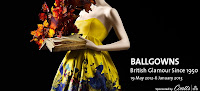 Ball Gown Exhibition British Glamour Since 1950