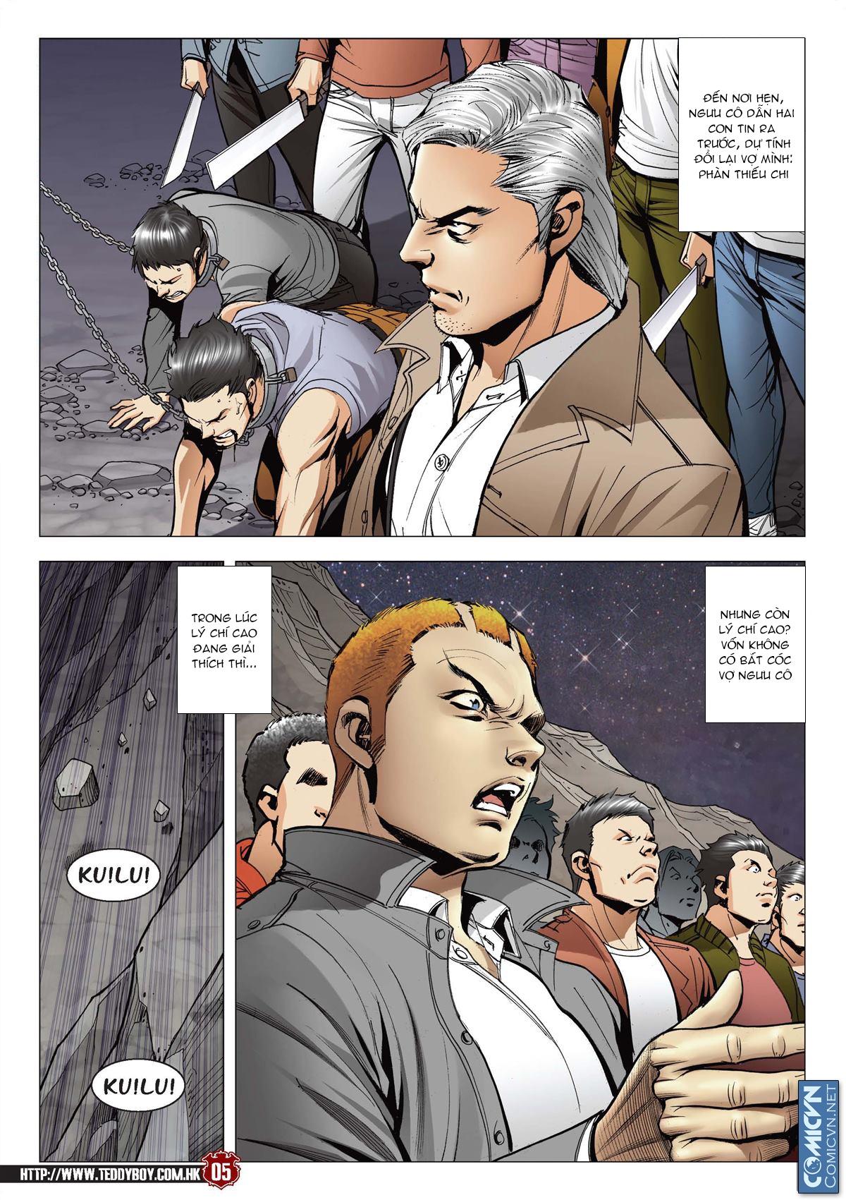 Người Trong Giang Hồ Chap 2098 - Next Chap 2099