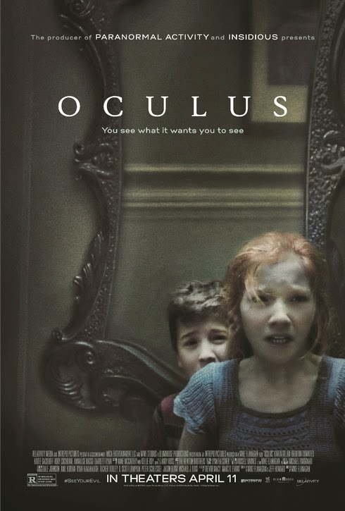 Oculus - Poster | A Constantly Racing Mind