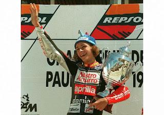 Mengenang Kejayaan Valentino Rossi di MotoGP