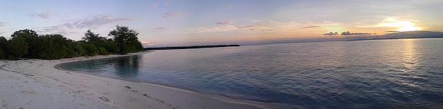 Satu Hari Di Pulau Pribadi