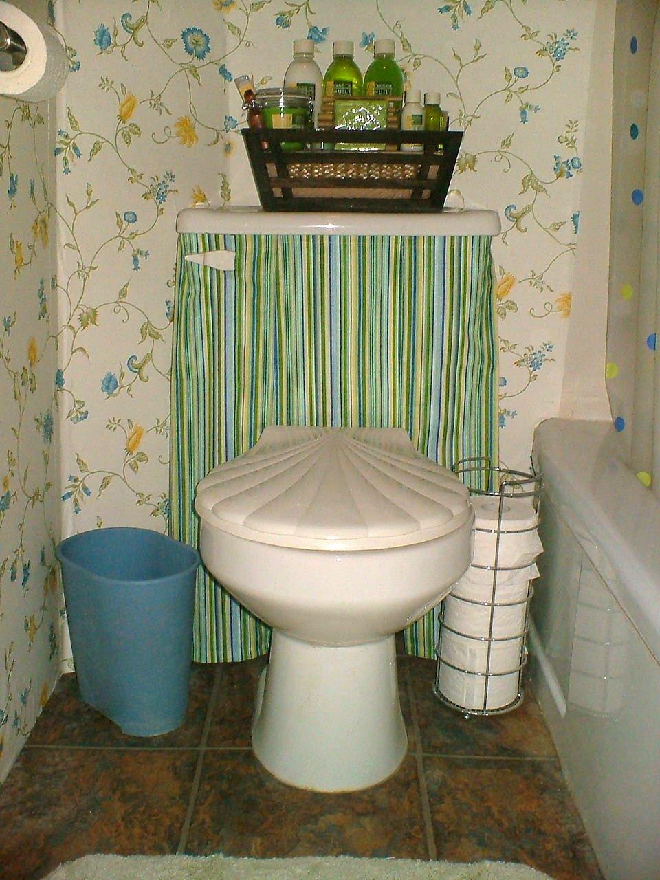 Skirt Toilet 115
