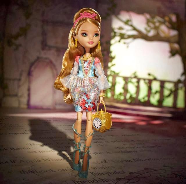 Muñeca Ashlynn Ella posado