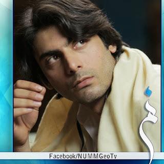 Fawad Khan Numm Drama