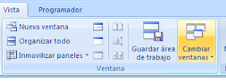 Ventanas en Excel