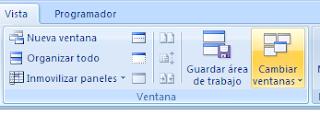 Ventanas en Excel