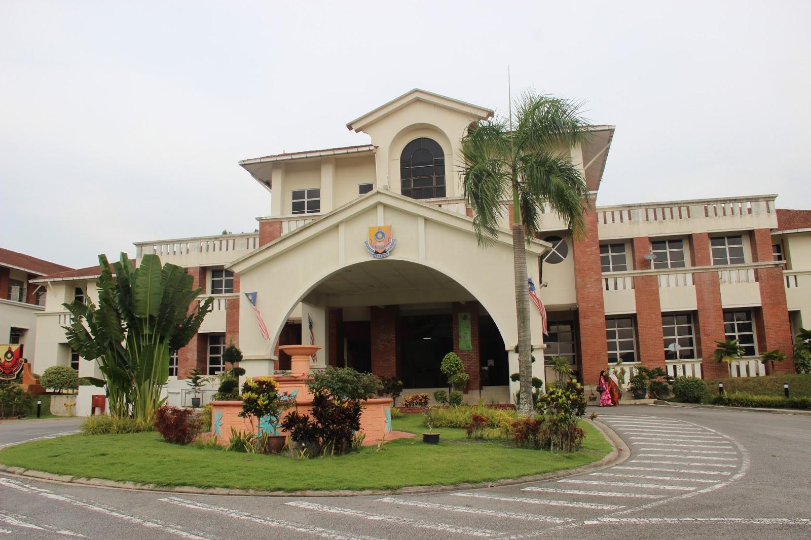Sekolah Alam Shah Putrajaya Kronis R