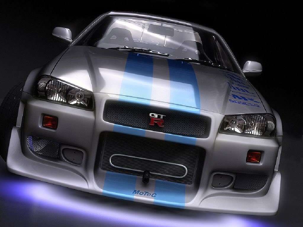 Best Nissan Skyline - Fast and Furious | Cars Online Modifications