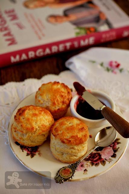Margaret Fulton buttermilk classic scones
