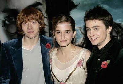 harry potter cast through the years billyinfo13 Evolusi Pelakon Pelakon Filem Harry Potter   Dari Kecil Hingga Dewasa