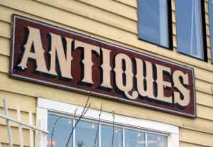 Antique Business